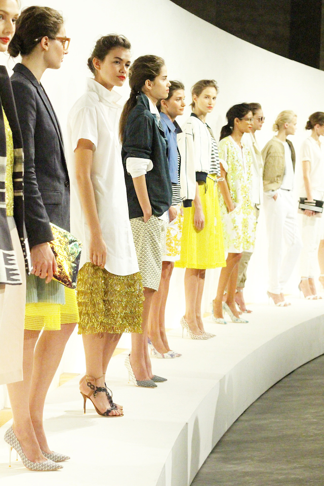 J. CREW NEW YORK PRESENTATION
