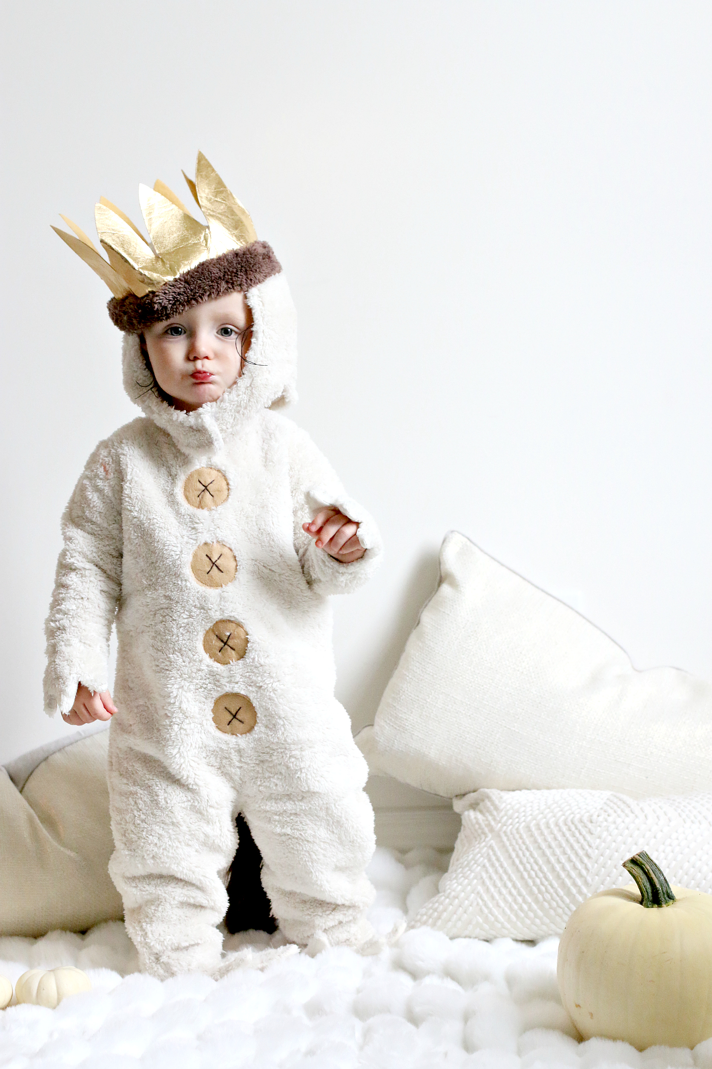 Pottery Barn Kids Costume Where the Wild Things Are