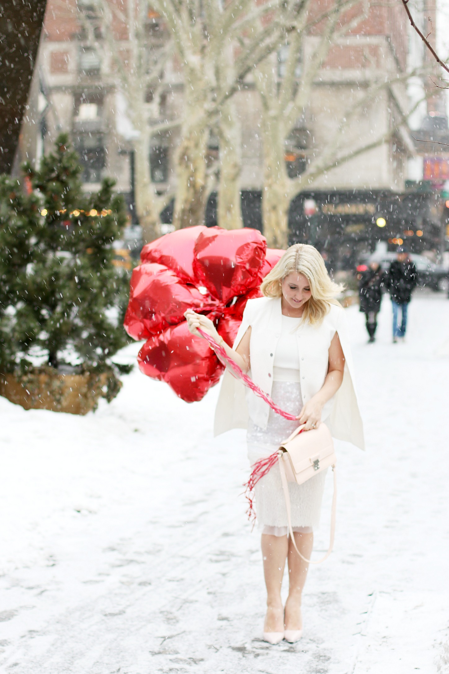 Valentines Day Fashion week