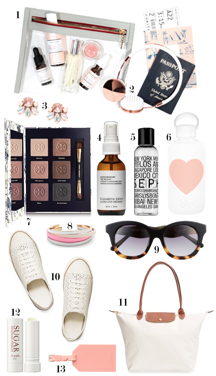 travel essentials what to pack