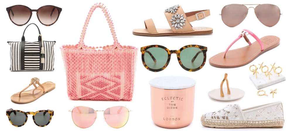 SUMMER AND SPRING essentials