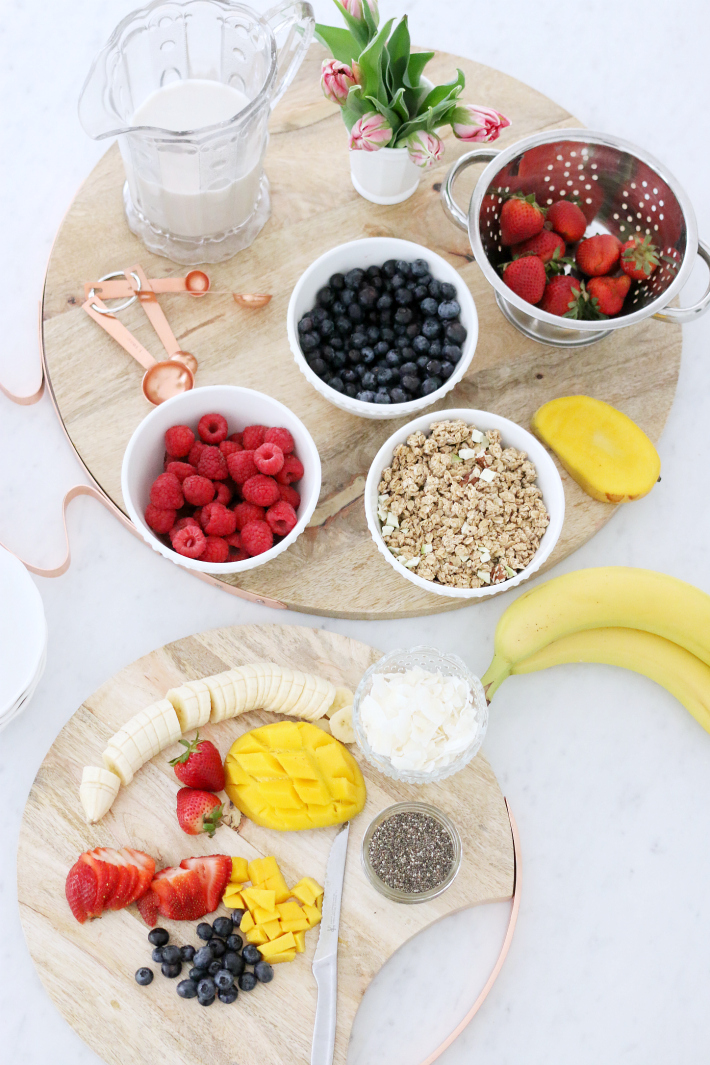How to Make an acai Bowl