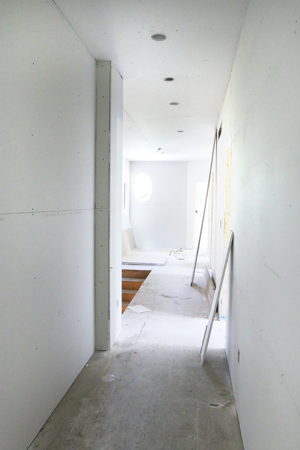 Building Series: Dry Wall Hallway