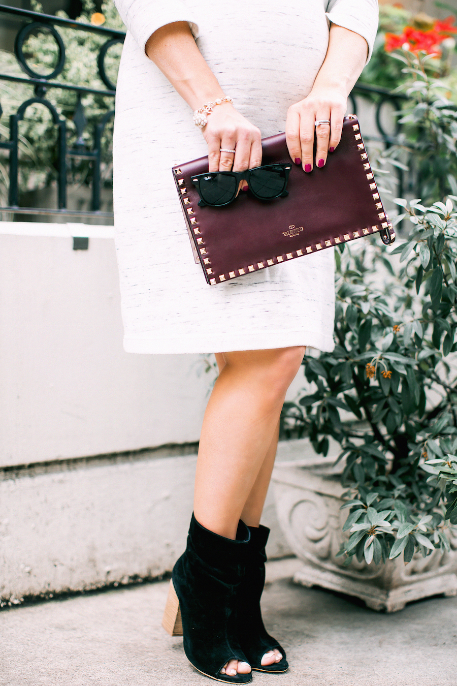 Fall Fashion Valentino Clutch Monika Hibbs