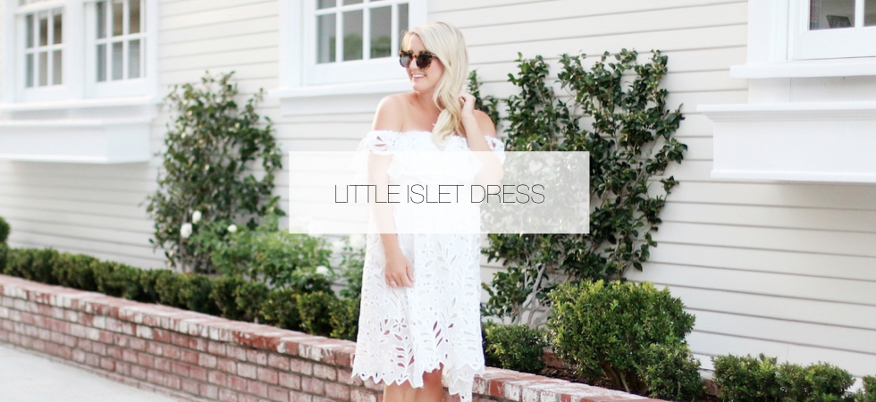 ISLET dress maternity style Monika Hibbs