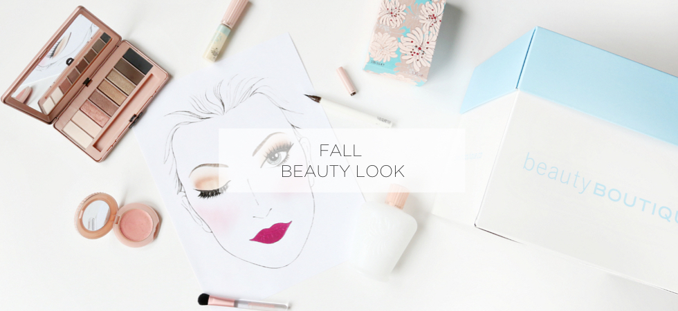 Fall beauty Look shoppers beauty boutique