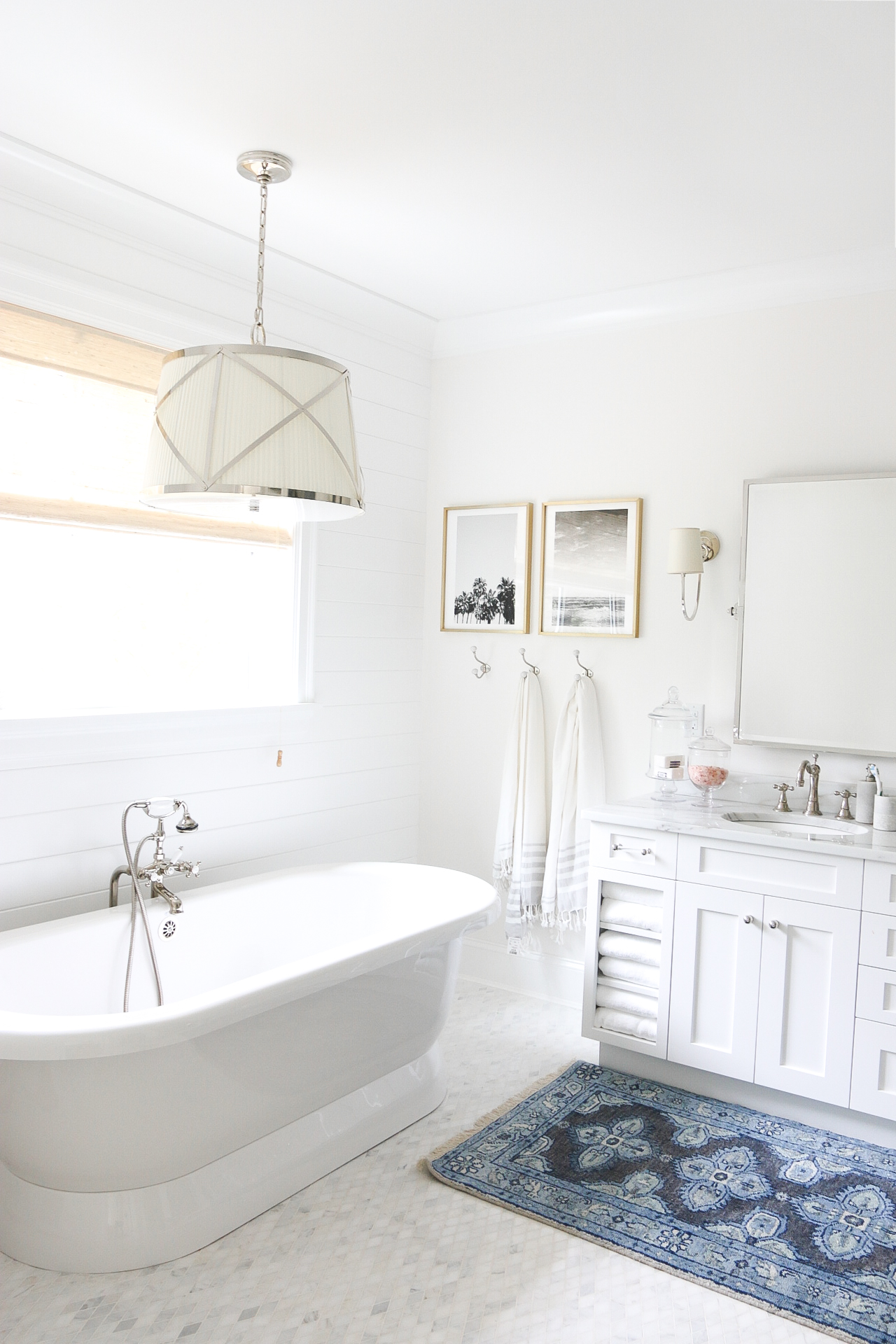 coastal bathroom white monika hibbs