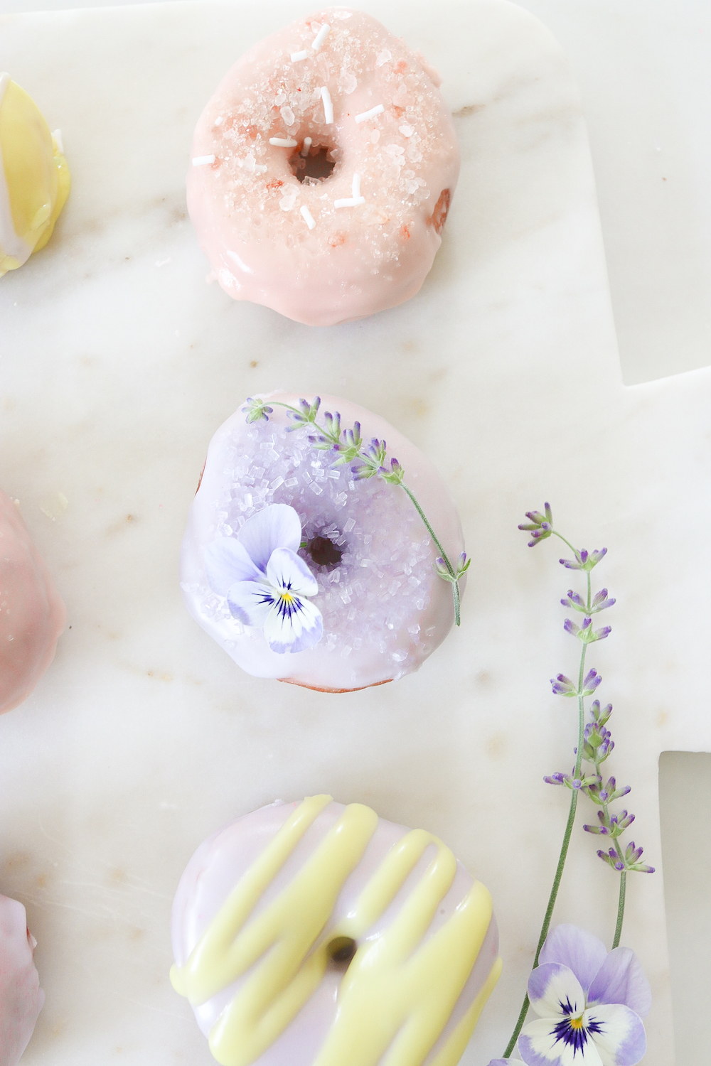 Mini Donut Sprinkles DIY How to Make Donuts Donut Recipe Monika Hibbs