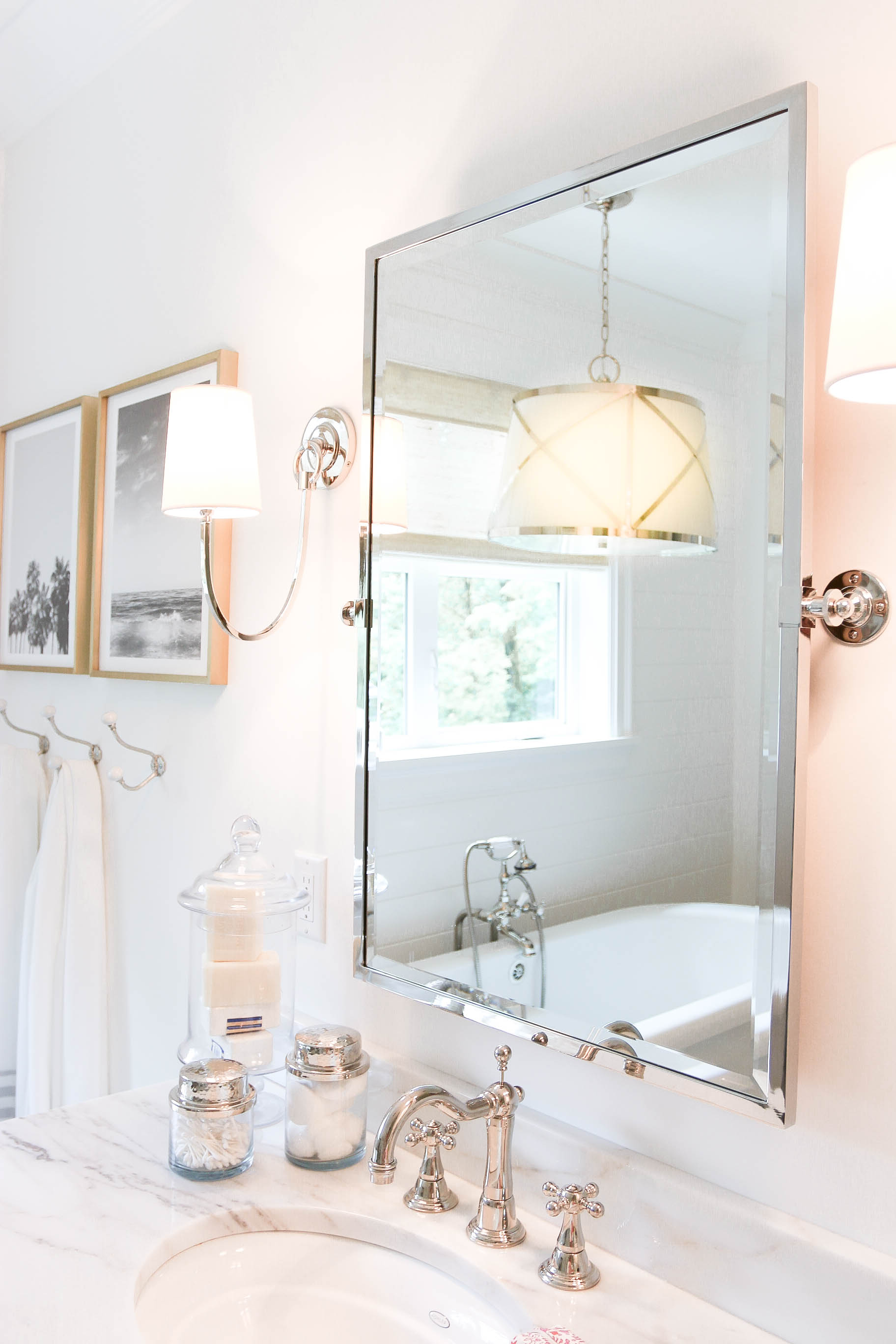 Lighting Bathroom Home Sylvania Monika Hibbs