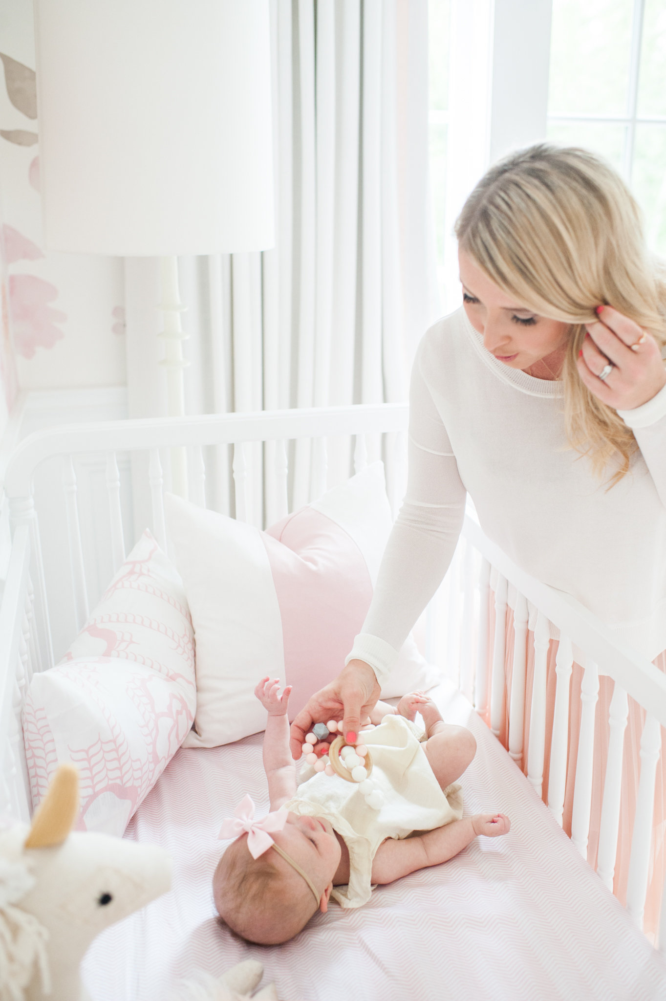 Monika Hibbs Girl Nursery