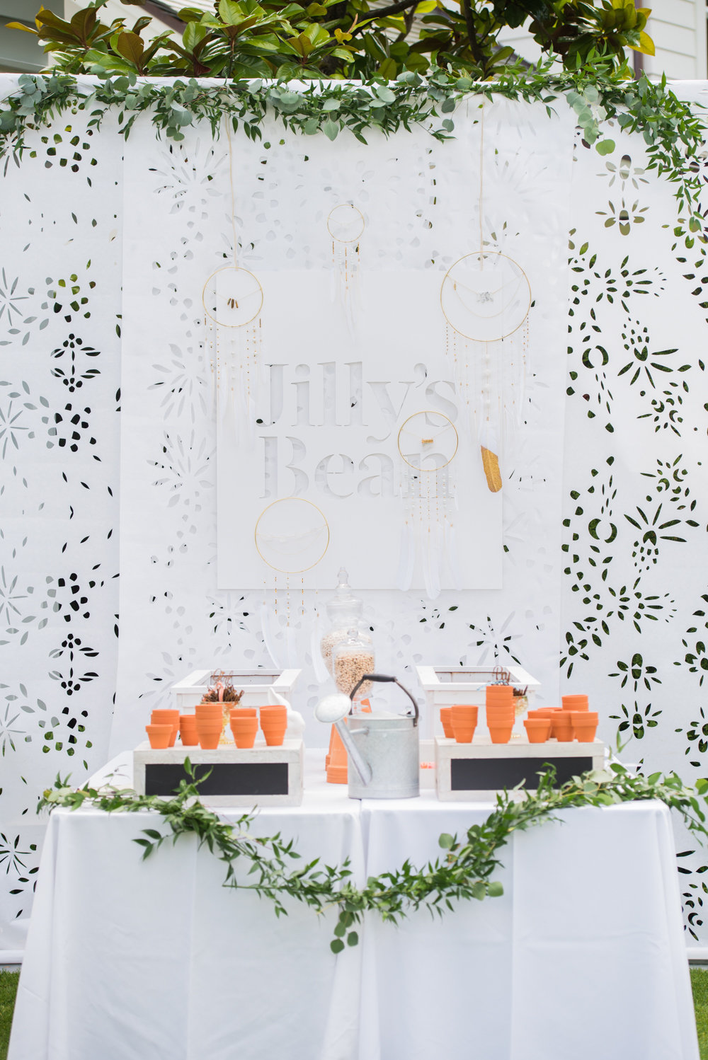 Jillian Harris Baby Shower Monika Hibbs