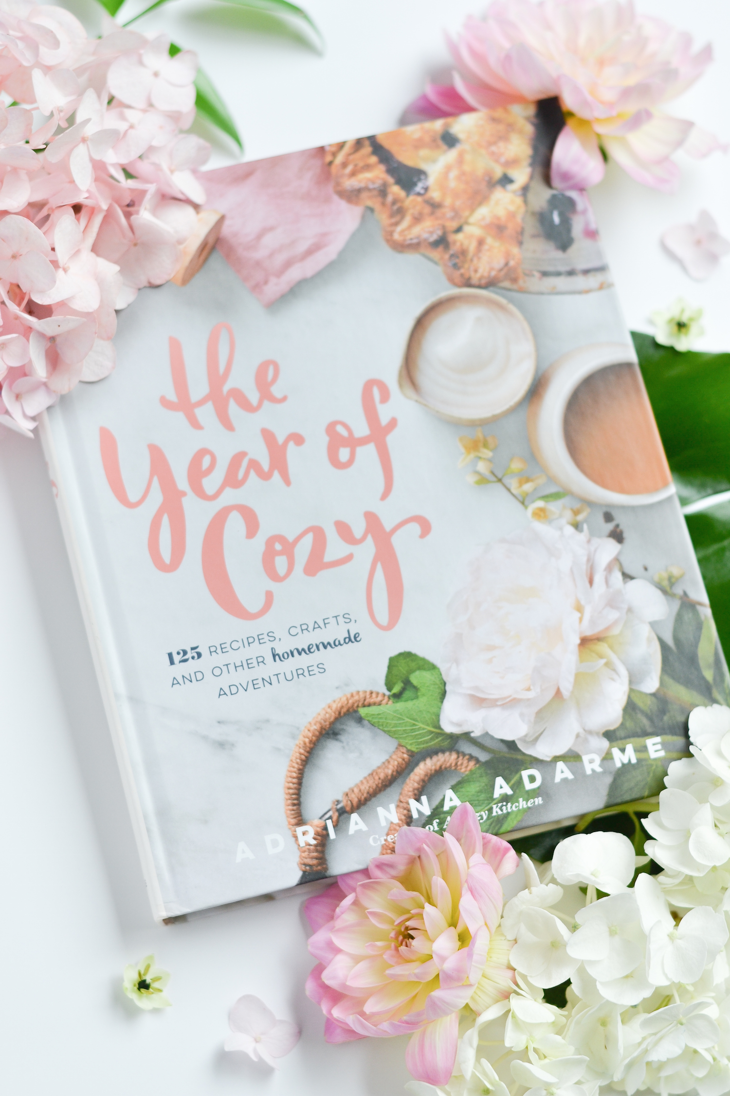 The Year Of Cozy Reading Books Cookbook Recipes Monika Hibbs