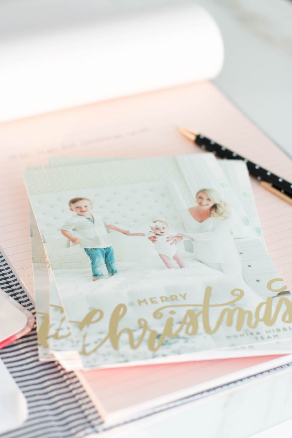 Minted Christmas Cards Monika Hibbs