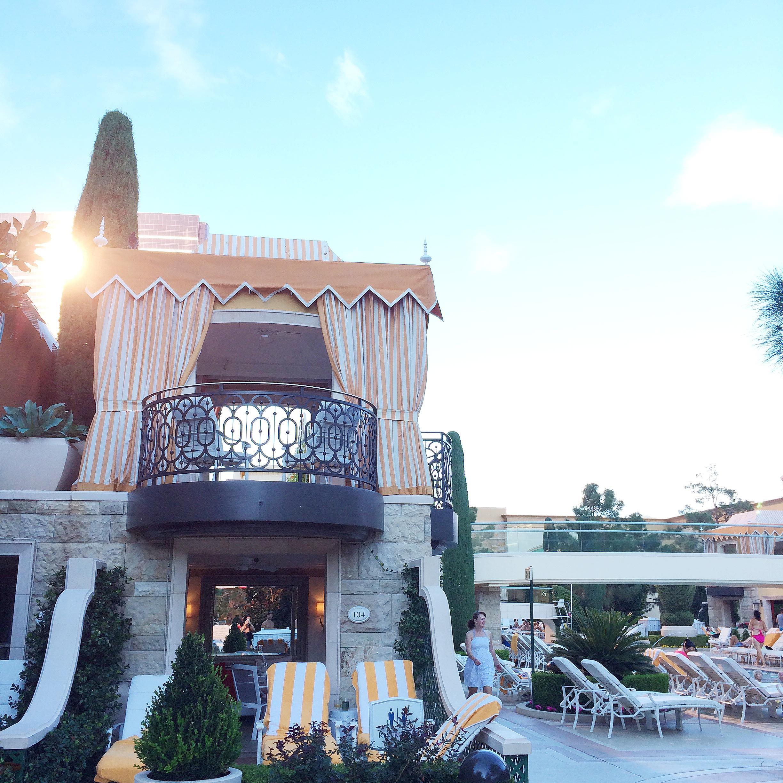 Wynn Pool Las Vegas