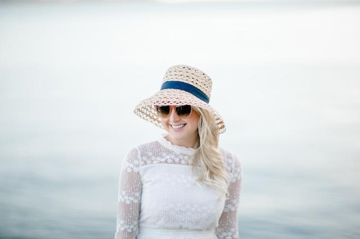 Tory Burch Beach Hat Monika Hibbs