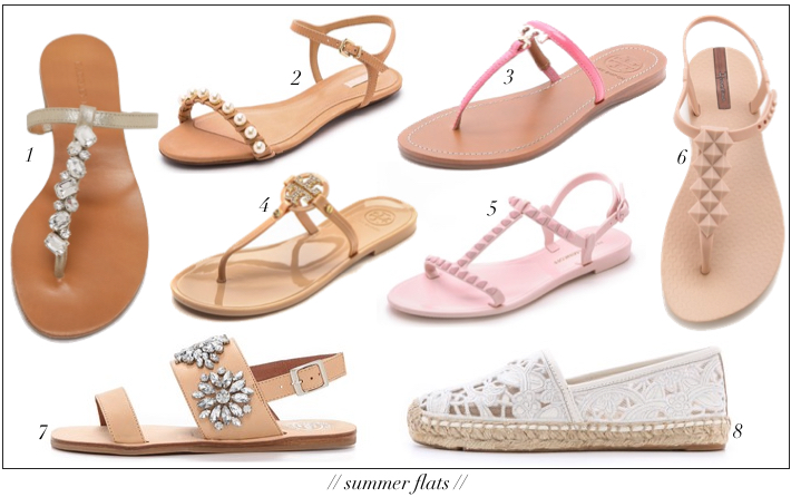 summer sandals shoes