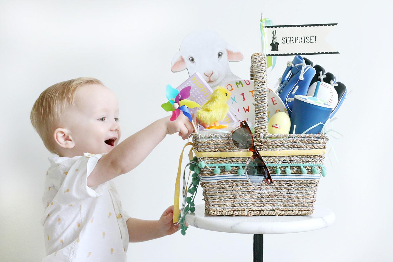 Best Easter Basket Ideas for Kids