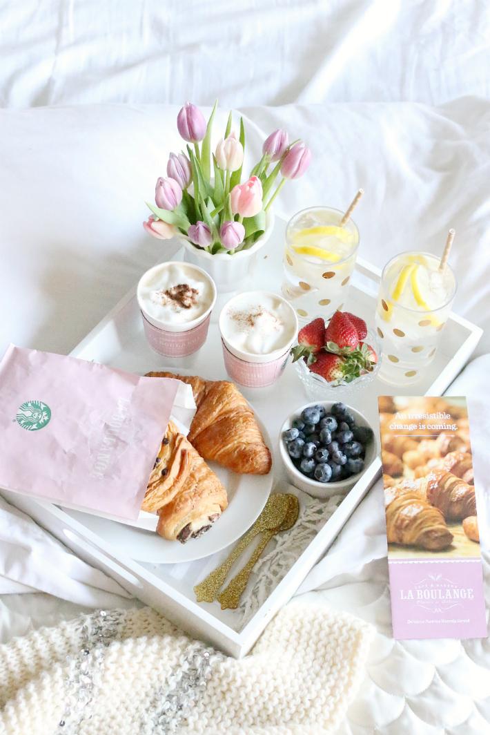 Starbucks La Boulange