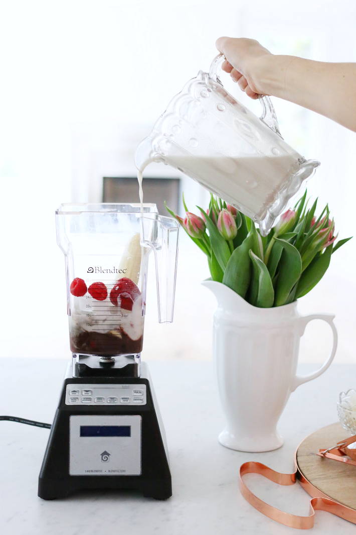 How to make an Acai Bowl Blendtec Blender