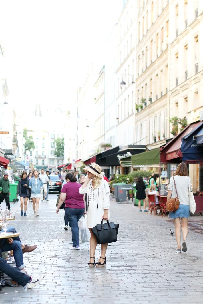 Rue Cler Paris Mezzi Cosima