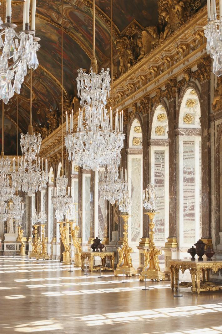Versailles Hallway of Mirrors