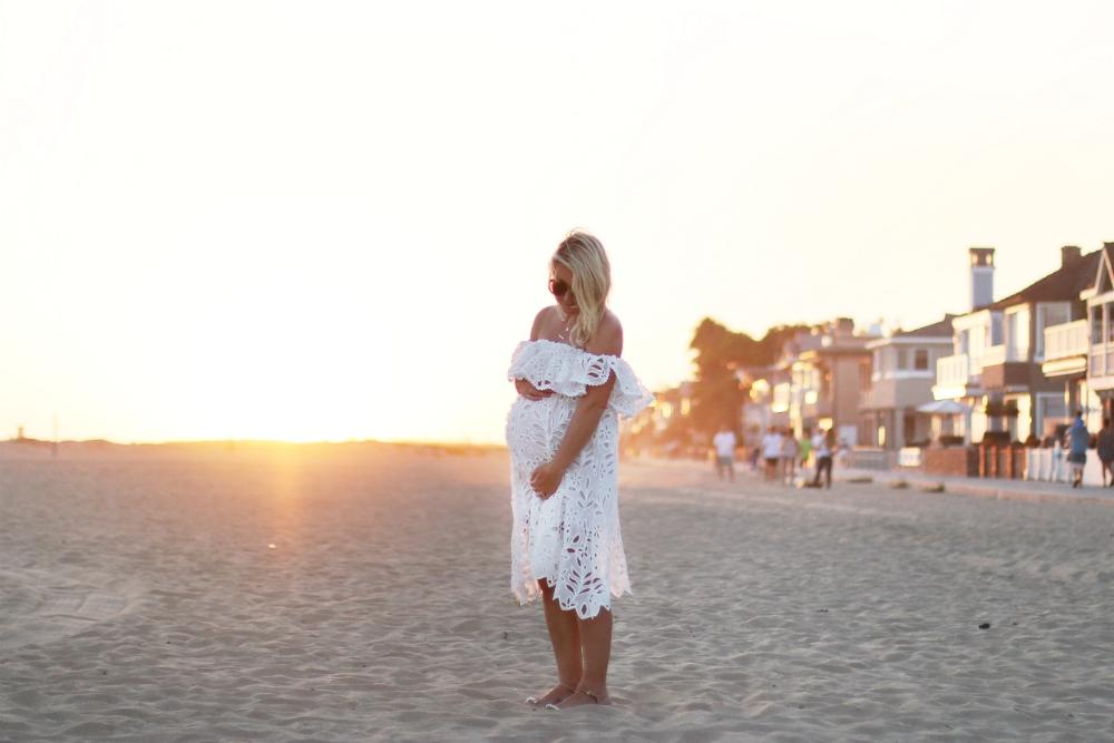 MaternityStyle Islet Dress Monika Hibbs
