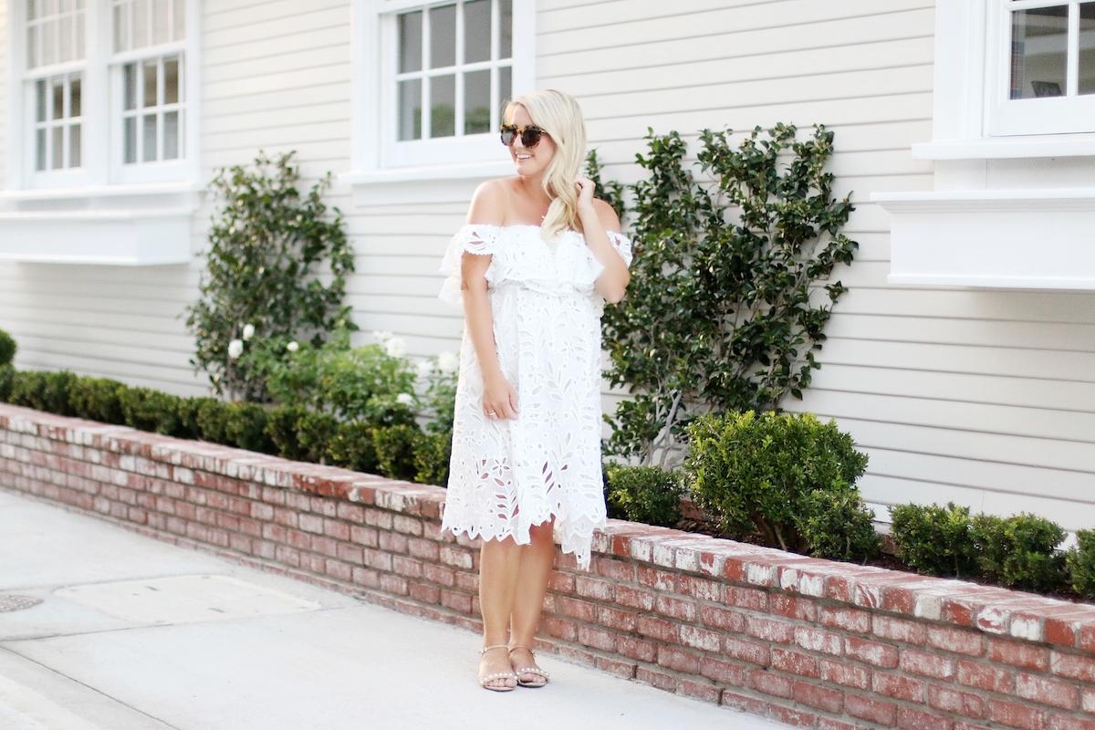 ChicWish Lace Dress Monika Hibbs