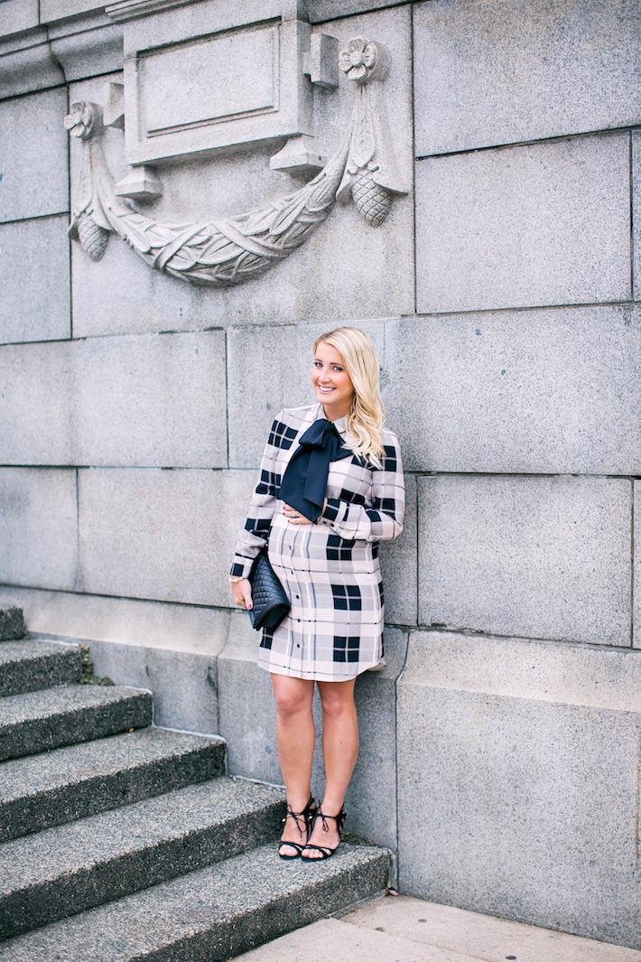 Kate Spade Dress Monika Hibbs Maternity