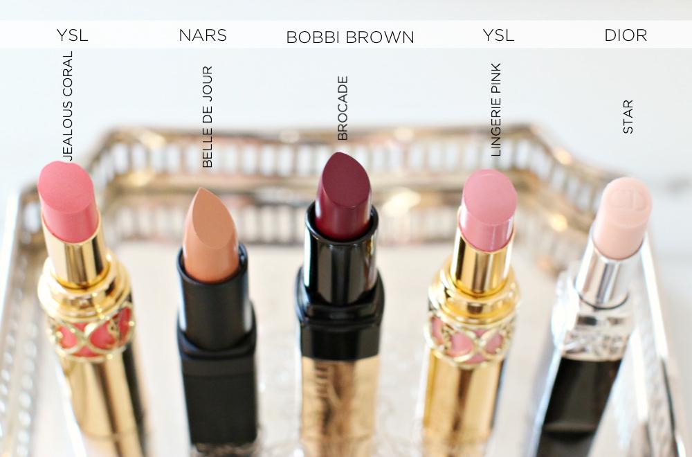 Fall lip color names