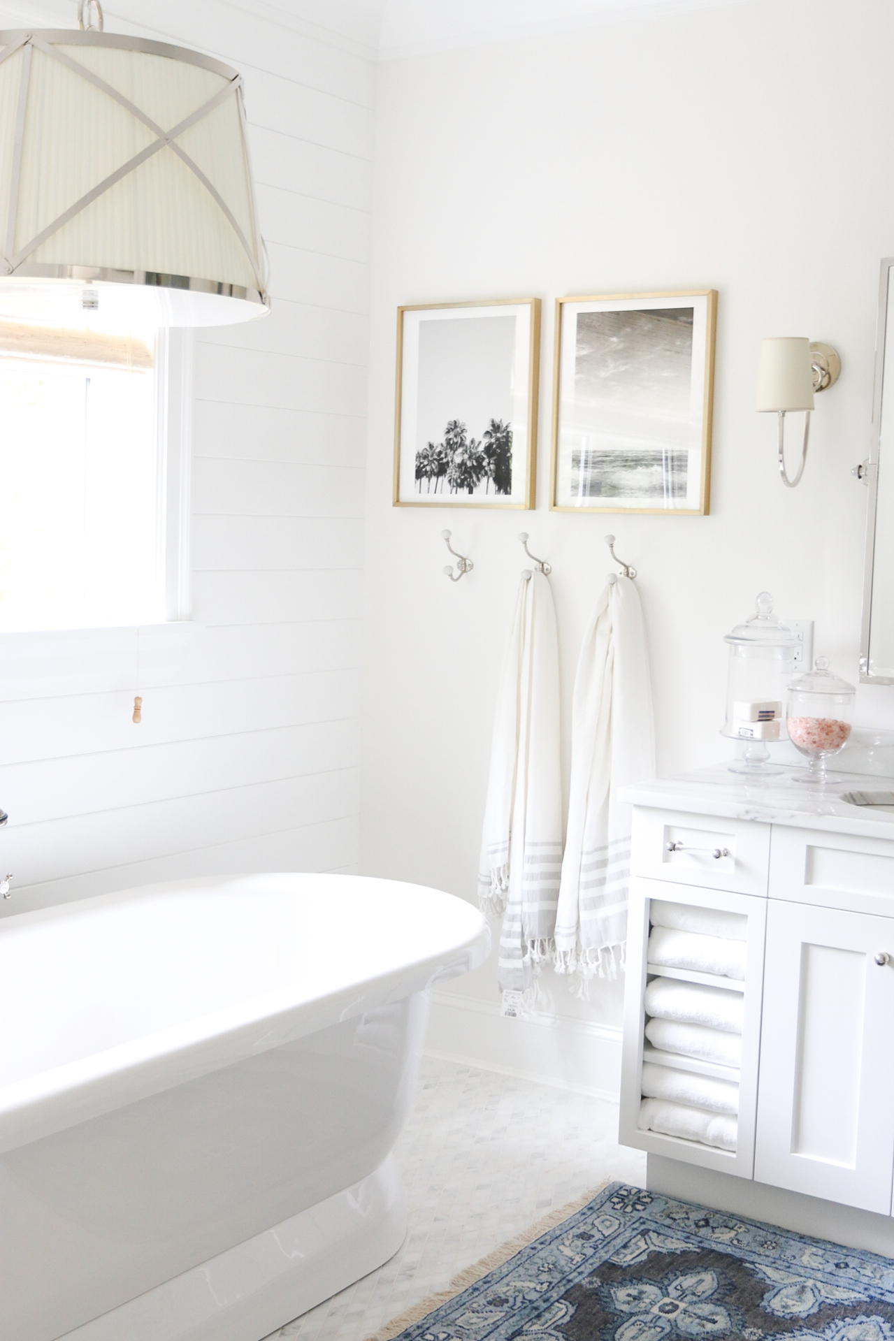 costal white bathroom monika hibbs