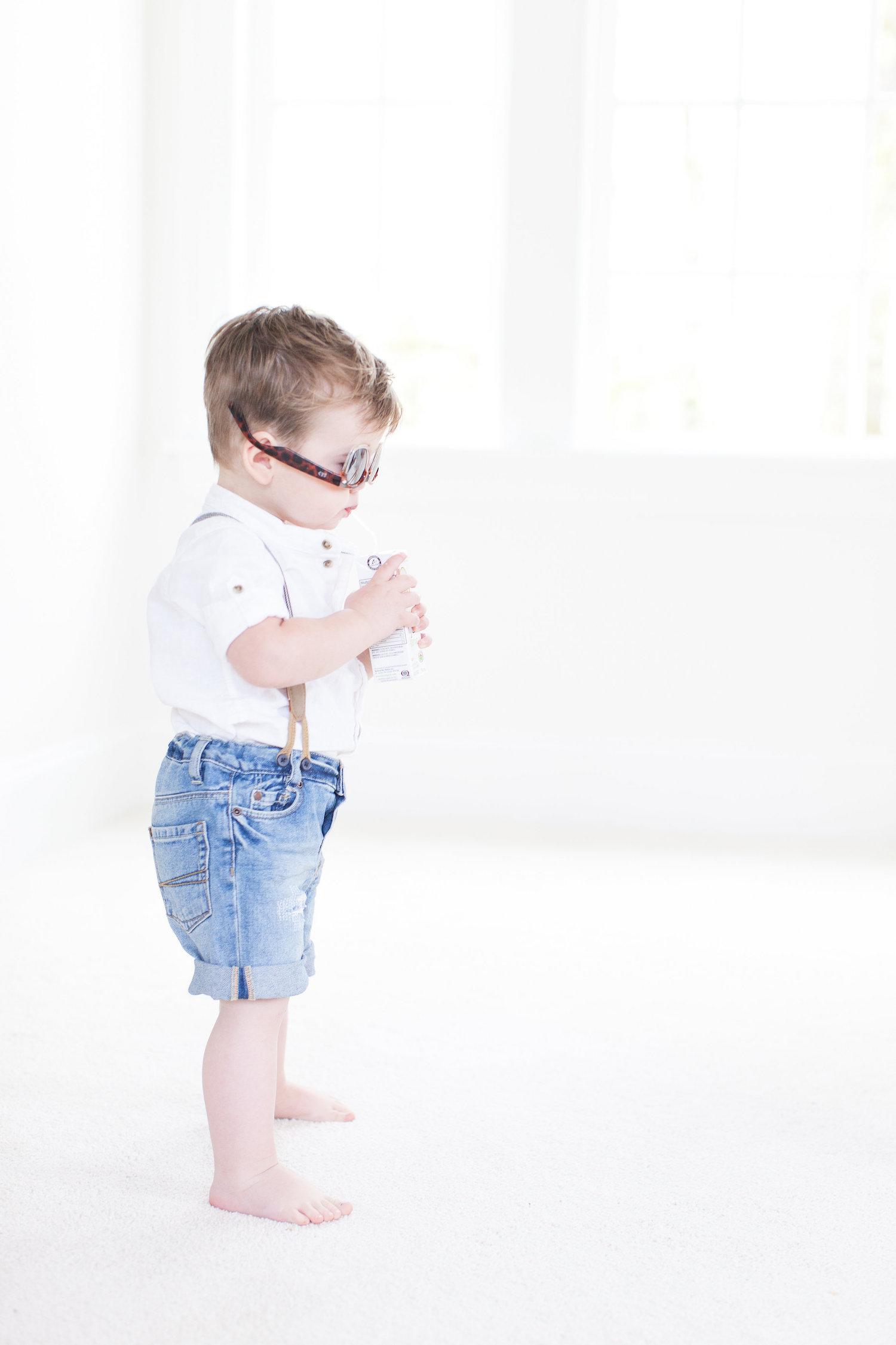H&M Kids Spring Fashion Monika Hibbs baby boy sunglasses