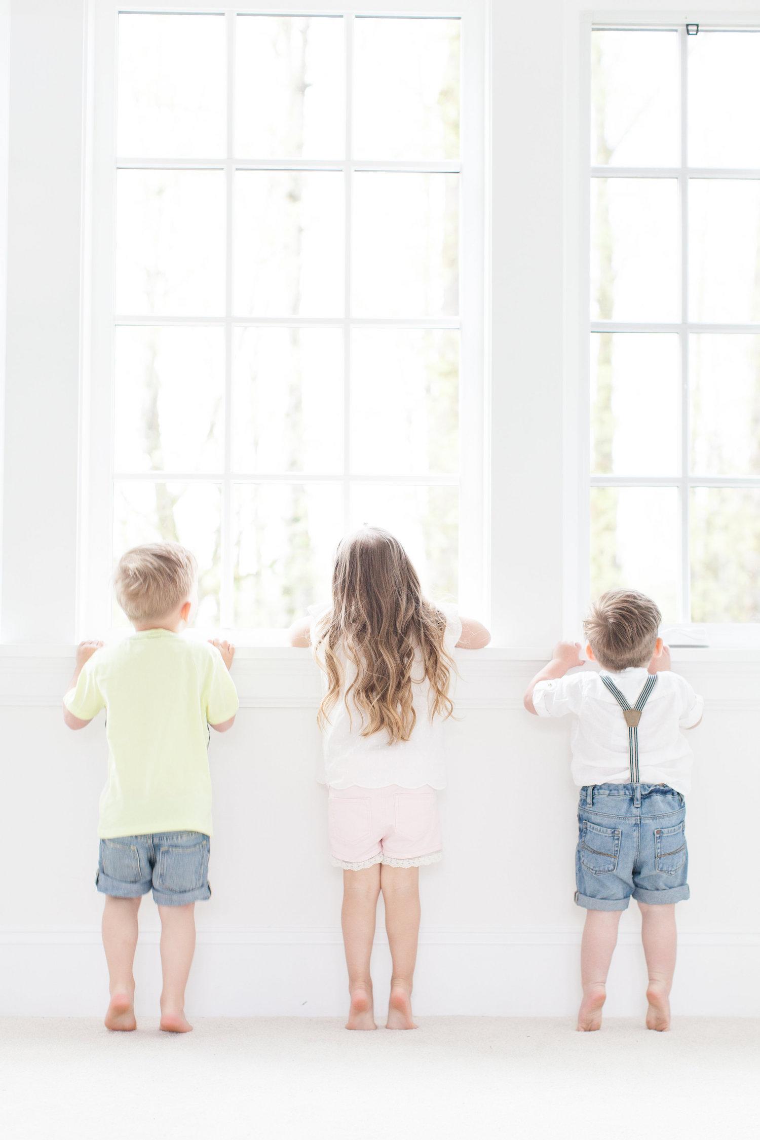H&M Kids Spring Fashion Monika Hibbs girl boy toddler
