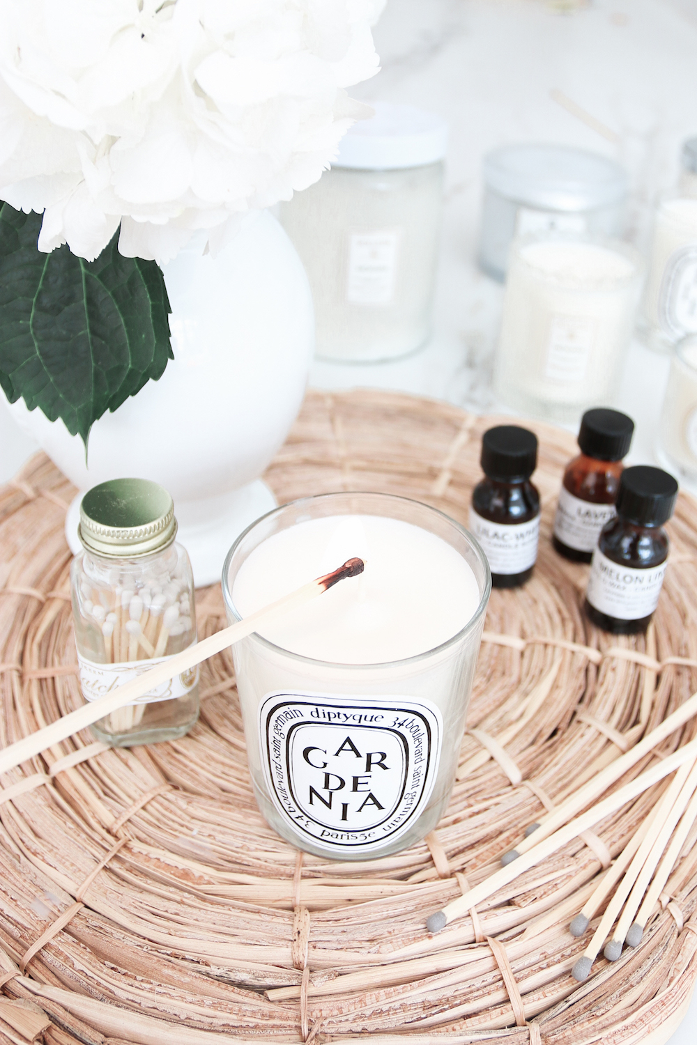 DIY Soy Candles Refill your empty candle containers Monika Hibbs