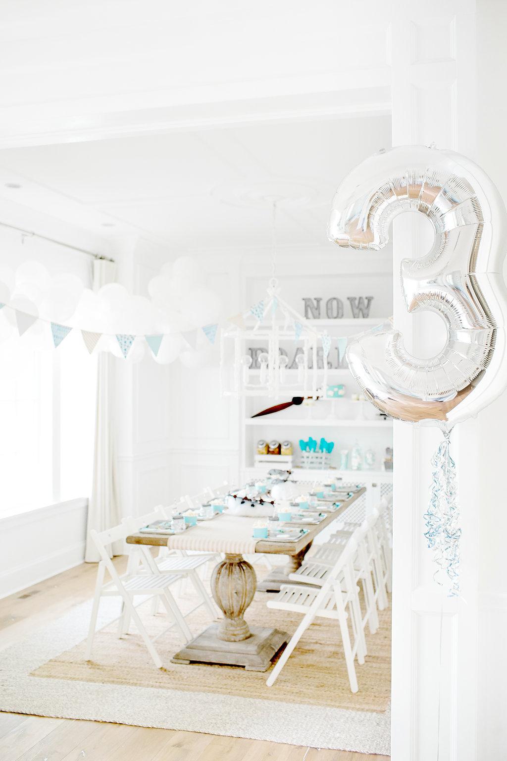 Boy Airplane Birthday Party Monika Hibbs