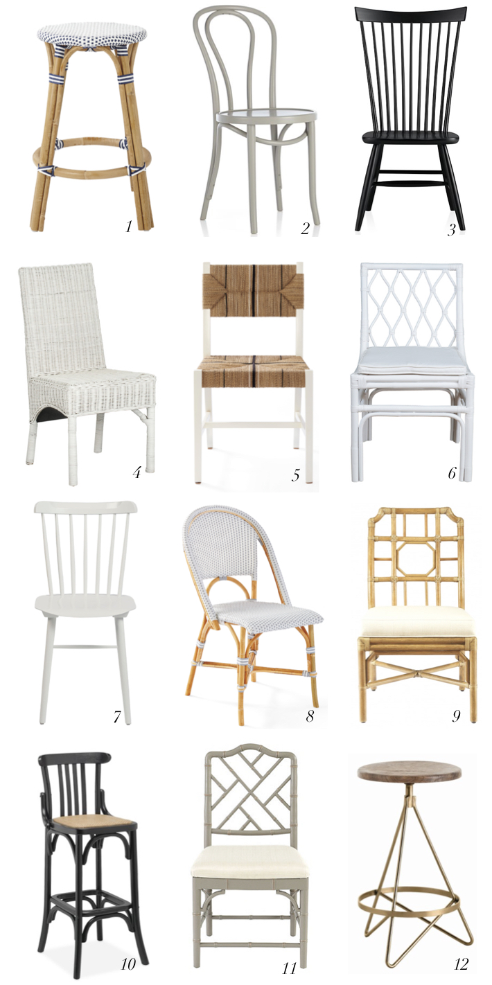 Favourite Chairs