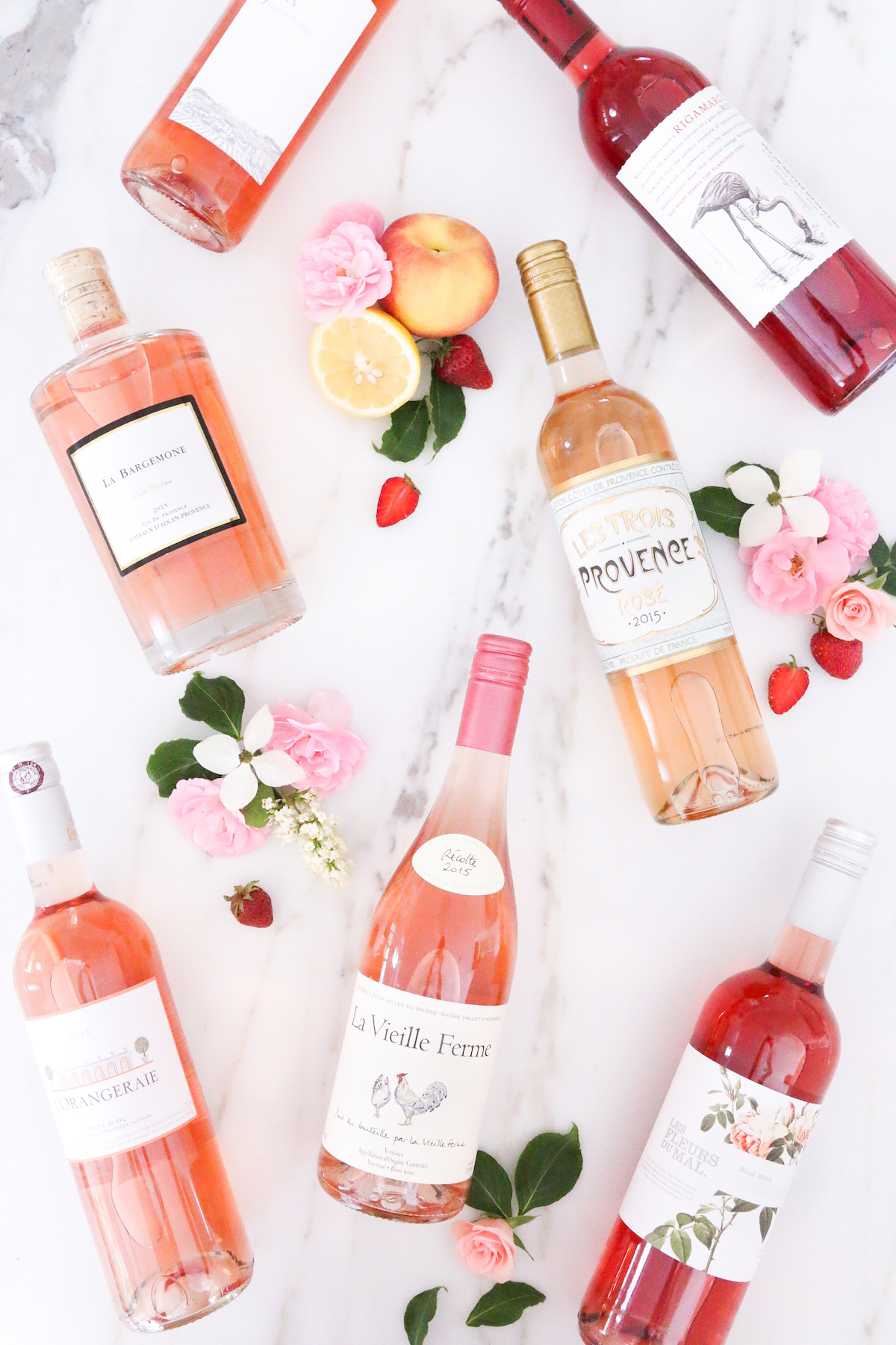 National Rosé day Favourites Monika Hibbs