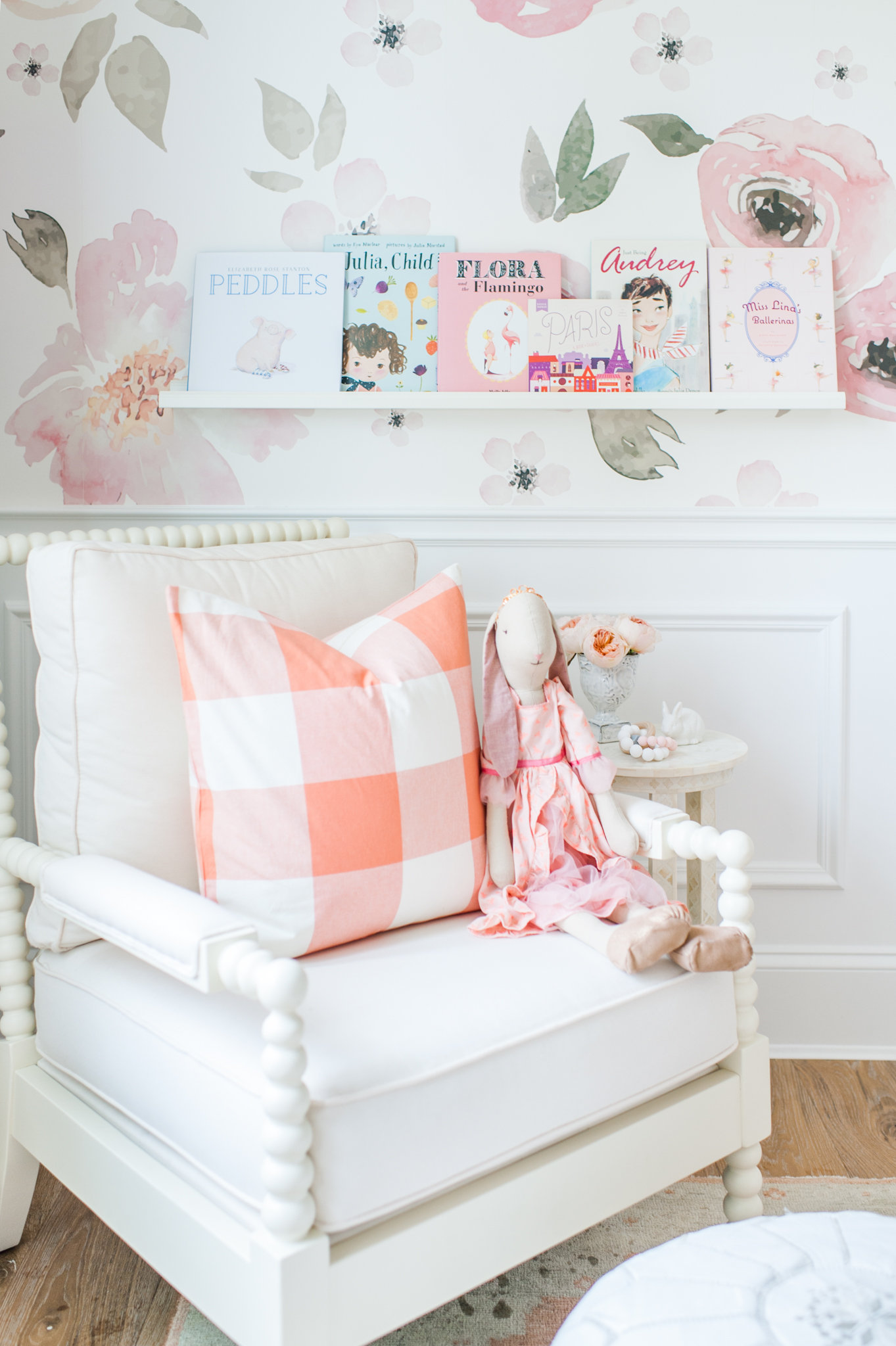 Girl Nursery Monika Hibbs Lillya Grace