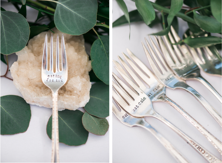 Baby Shower Forks
