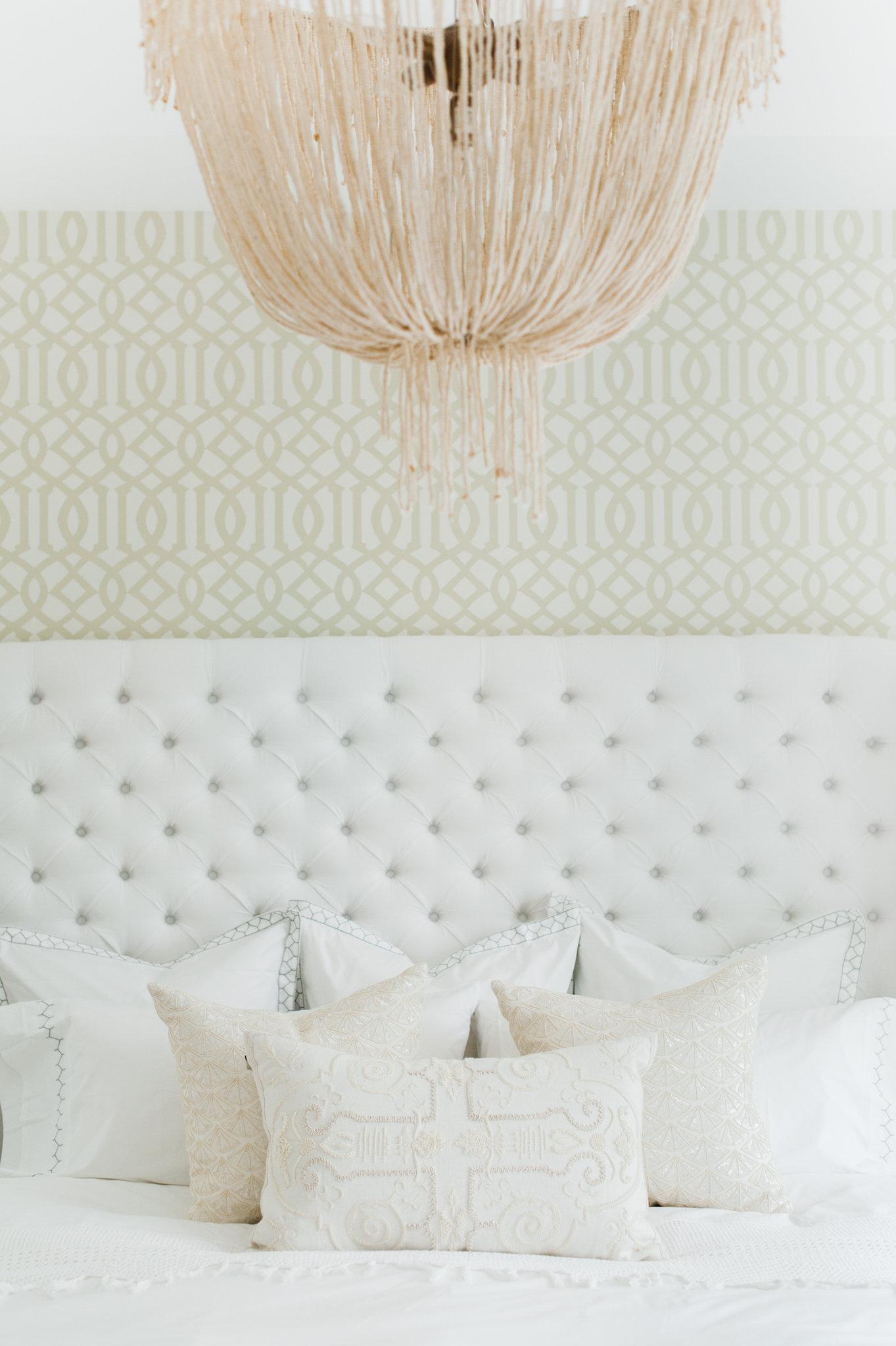 Master Bedroom Pillows Wallpaper Cross Design Home Monika Hibbs