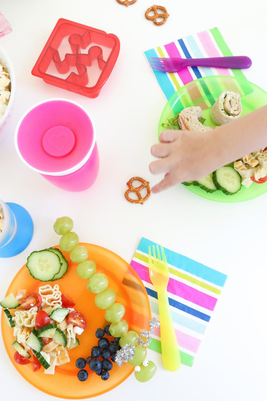 Kids Lunch Ideas Snacks DIY Munchkin Monika Hibbs