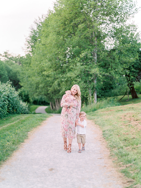 Family Love Film Son Mother Daughter Monika Hibbs