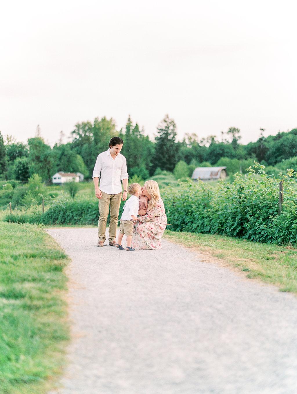 Family Love Film Son Mother Father Daughter Monika Hibbs