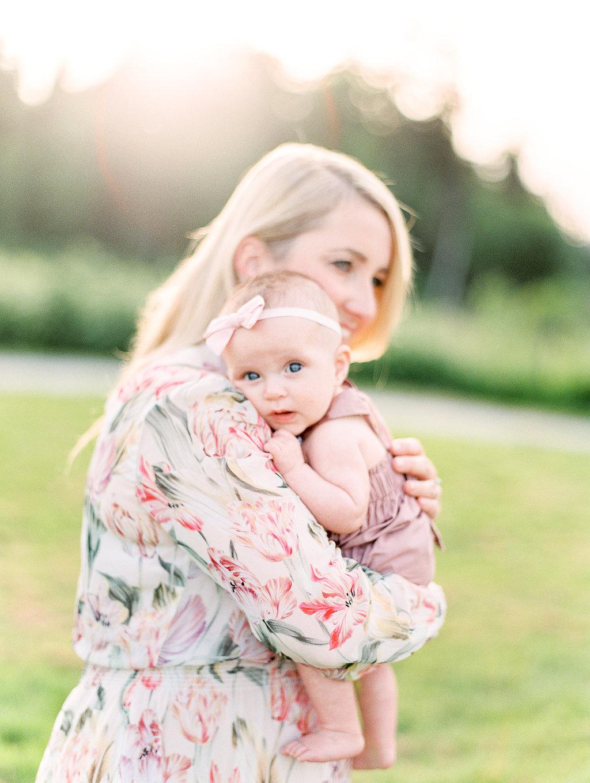 Family Love Film Mother Daughter Monika Hibbs