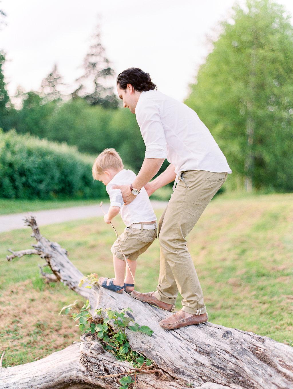 Hibbs Family Love Father Son Film Monika Hibbs