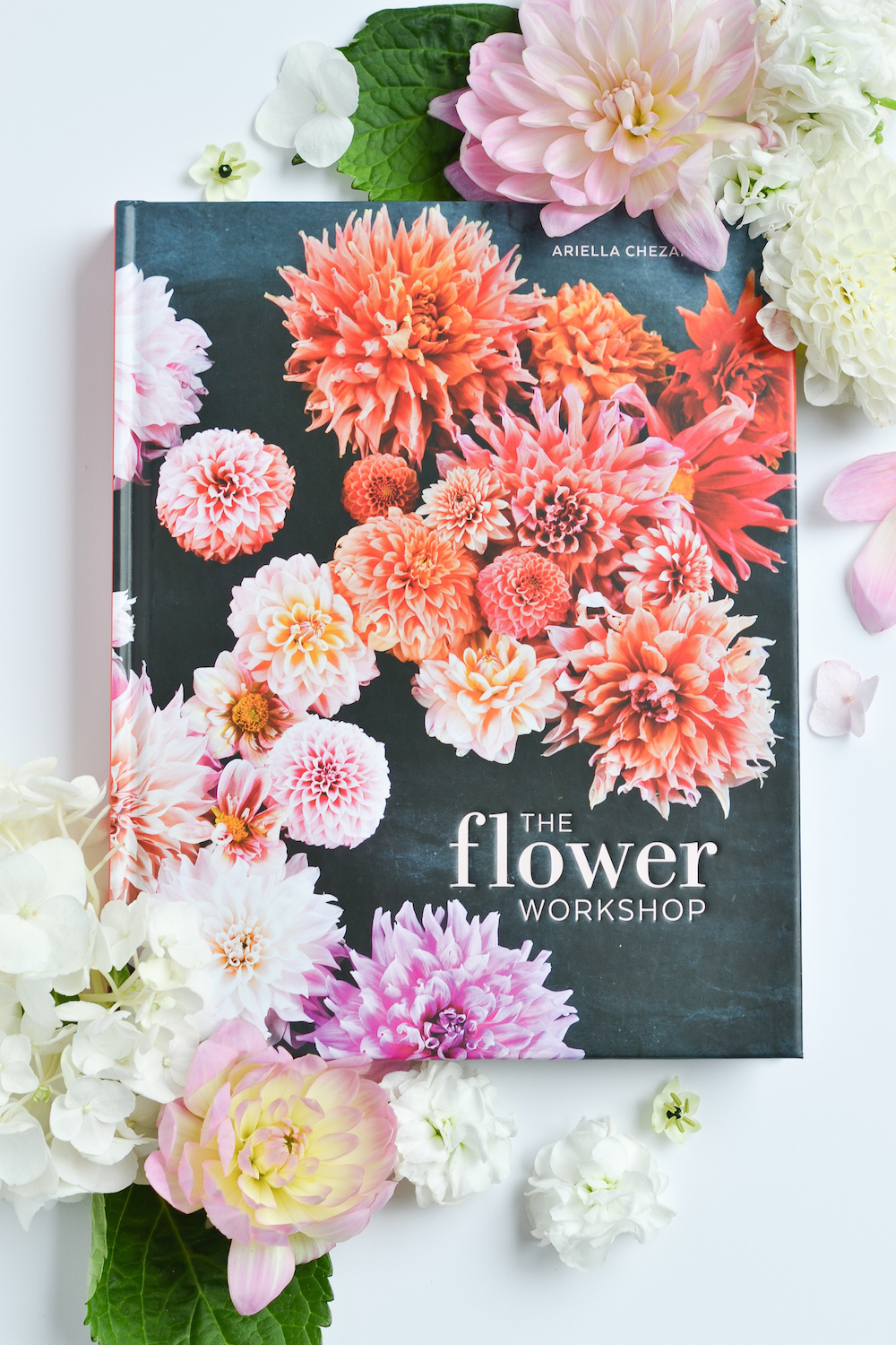 The Flower Workshop Florals Book Reading Monika Hibbs