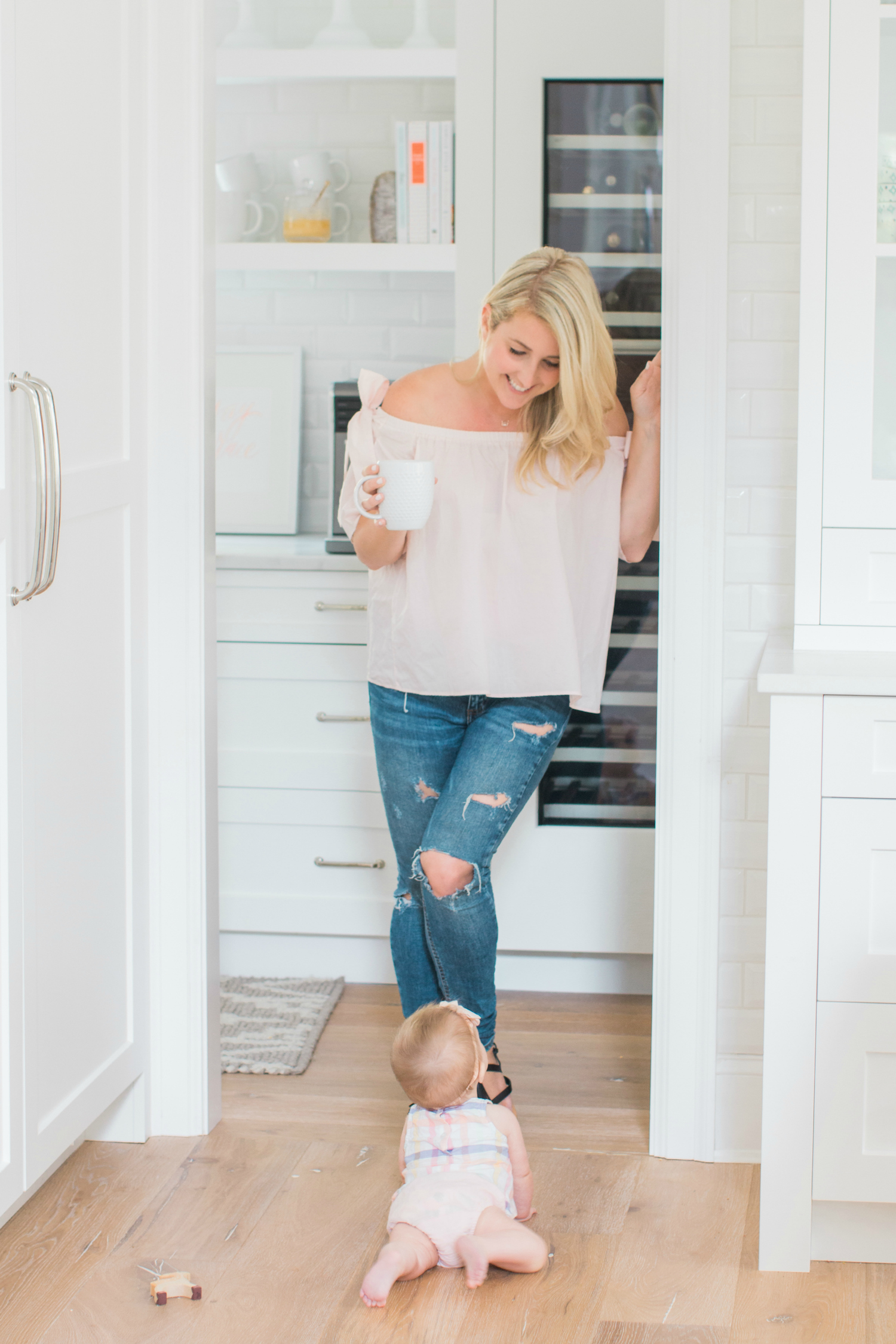 Mommy and Me Style Kate Spade