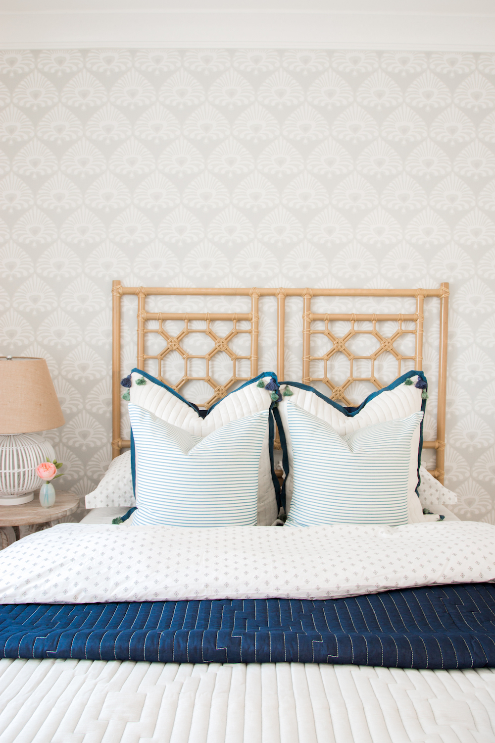 Guest Bedroom Coastal Monika Hibbs