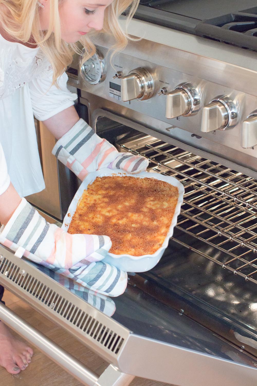 Creamy Bacon Mac & Cheese Monika Hibbs