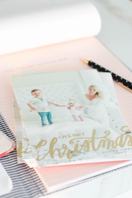 Minted Christmas Cards Monika Hibbs